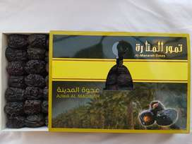 Fresh A Quality Ajwa dates from  Madina at 25 % now