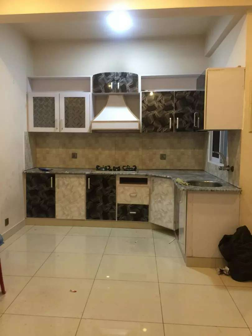 2Bed DD appartment for rent dha karachi 0