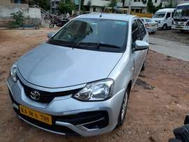 Etios good condition full insurance ka registered vehicle