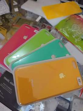 Jelly case warna iphone 6 plus bahan bagus