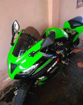 Ninja 250 ABS 2013