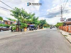 Dijual Tanah 1670 Cocok Hotel, Apartemen, Usaha, Jl Magelang
