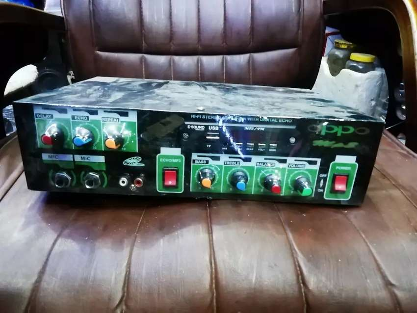 Mic system amplifier 2 mic options 0