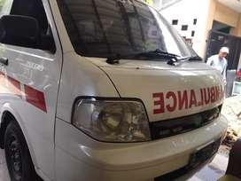 Ambulance KIA pregio