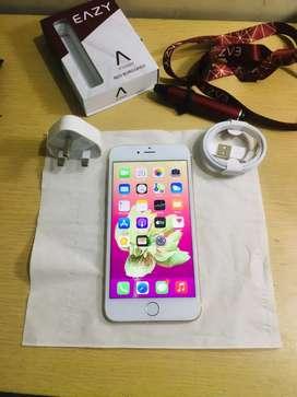 Iphone 6S plus Gold 64Giga, Normal Jaya.