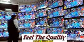 """You Deserve Best!Led Tvs Brand New 24"""" to 65""""Wholesale Price Challenge"""