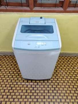 Samsung Diamond drum 6kg top load fully automatic washing machine