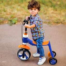 Skuter Anak Otoped 2 in 1 bisa Sepeda dan Skuter