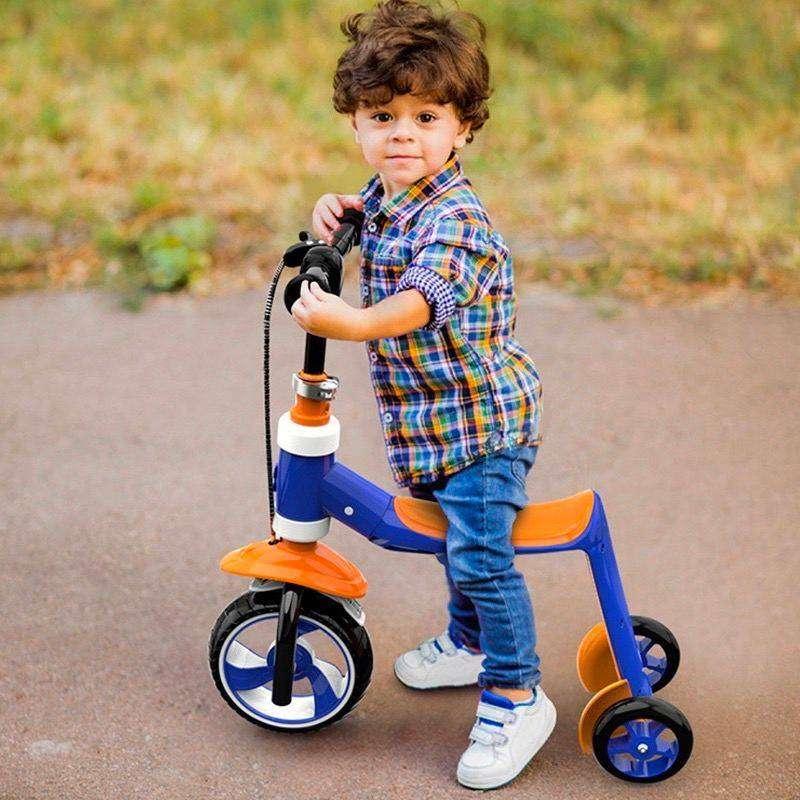 Skuter Anak Otoped 2 in 1 bisa Sepeda dan Skuter 0