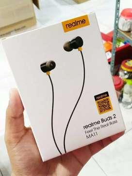 Headset realme Buds Kotak