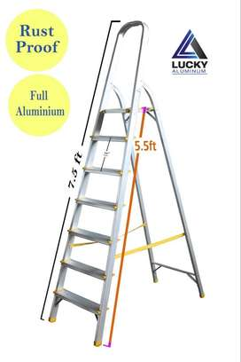 7 Step Aluminum Ladder LP 7.