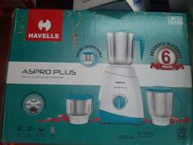 Havells New mixer grinder