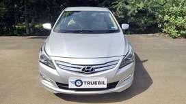 Hyundai Fluidic Verna, 2017, Petrol