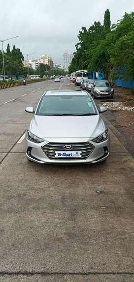 Hyundai Elantra 2.0 SX AT, 2018, Petrol