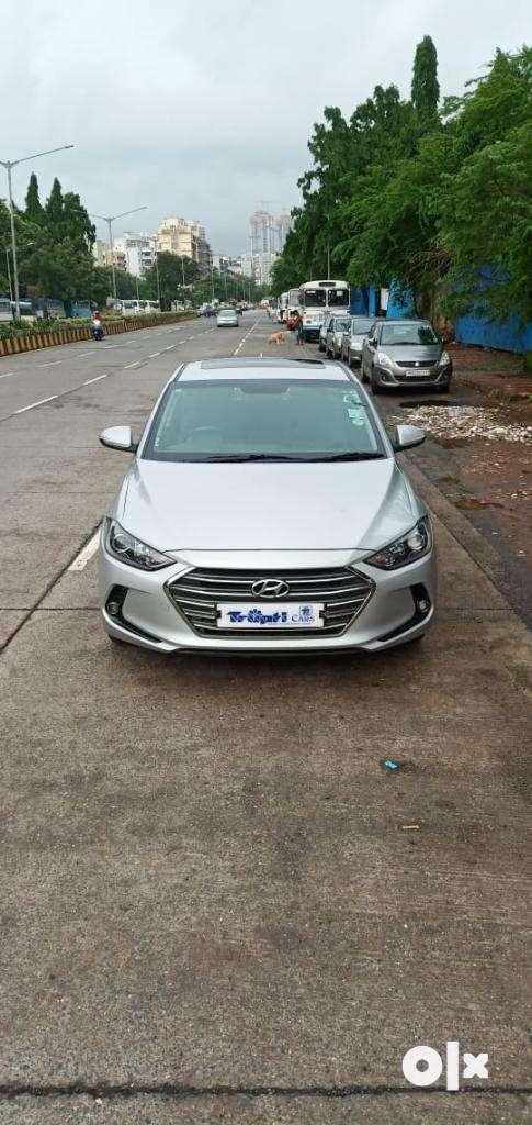 Hyundai Elantra 2.0 SX AT, 2018, Petrol 0