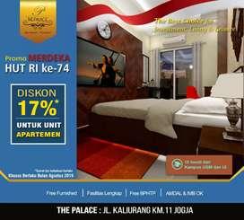 Big Promo Utk Kupang! Segera Pilih Unitnya di Condotel The Palace