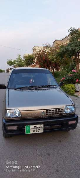 Mehran VX 2014 with AC in great condition