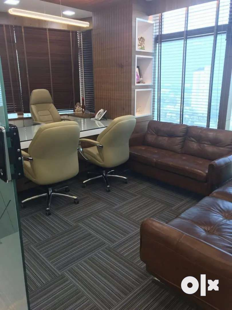Furnished office vashi