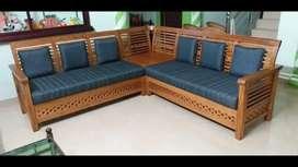 Sofa setti corner