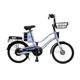 Sepeda Listrik EOI Pekuncen Banyumas