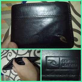 Jual murah dompet kulit RIPCURL ORIGINAL