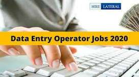 TYPING JOB HOME BASED DATA ENTRY