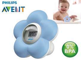 Philips Avent Digital Baby Bath and Room Thermometer Like Tommee