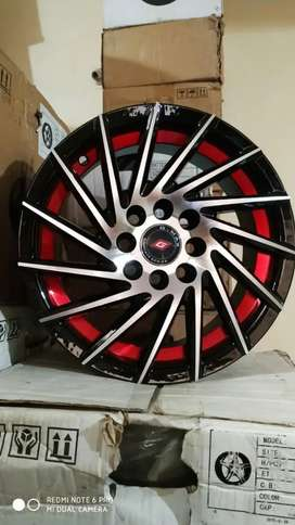 14inch After market Alloys