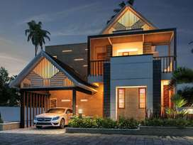 Once in a Lifetime Deal | PMAY Approved villas @ Ottapalam, Palakkad