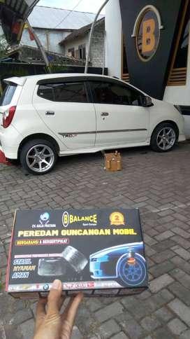 BALANCE Sport Damper Pilihan Tepat untuk Mengatasi Mobil GASRUK