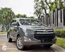Toyota Innova Reborn V AT 2016