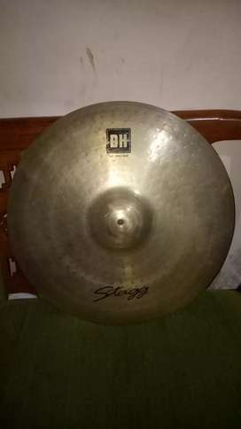 Cymbal Rock Ride Stagg DH (Double Hammered) 20 Inch
