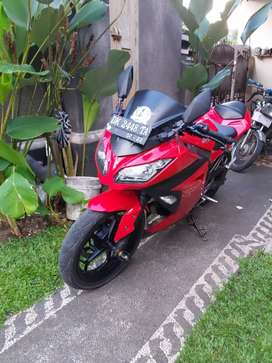 BALI DHARMA MOTOR/JUAL NINJA FI 250 CC 2015