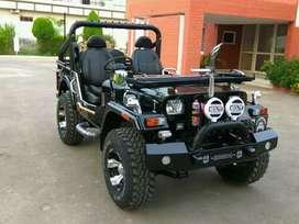Hunter Jeep modified Punjab state