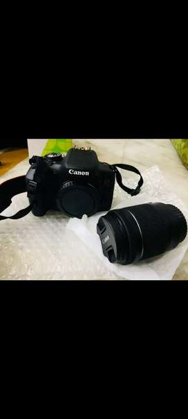 Canon rebel DSLR camera for sell with complete accessories