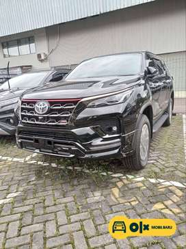 [Mobil Baru] Toyota Fortuner VRZ TRD AllnewGress Baru 2021 Promo 577Jt