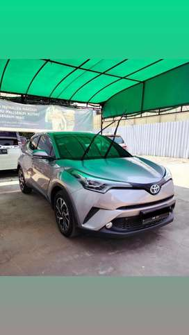 TOYOTA C-HR 2019 (NEW ARRIVAL)