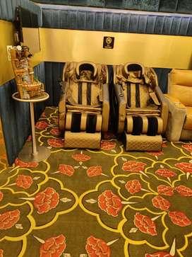 SPA massage therapist big Daddy cosino Goa