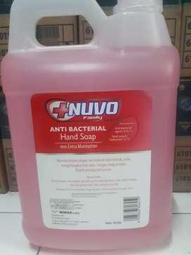 HandSoap Nuvo 4 Liter