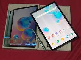 Samsung Tab S6 Ram 6gb 128gb