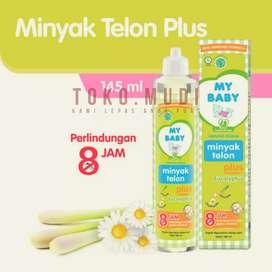 Minyak Telon My Baby Plus 145ml murah bangett!!