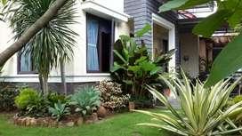 Rumah Hoek Cantik Siap Huni dan Cozy di Perumahan Kota Wisata Cibubur
