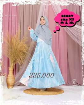 Mumpung lagi promo..Dress segara series by kiciks muslimah