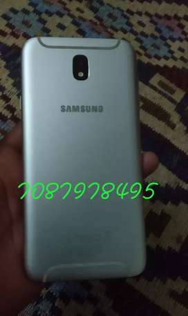 Samsung j7 pro bill box sirra condition