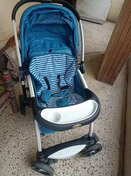 One Hand Used Stroller