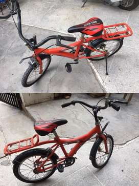 Hero Kids cycle, Magic Car and Push scooter
