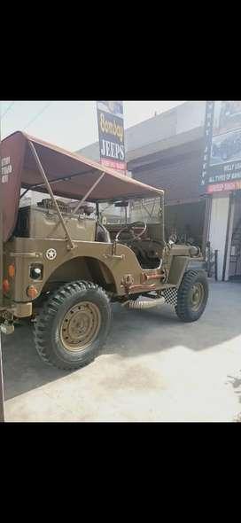 Modified jeep, Mahindra Jeep, Willy jeep, Modified Thar