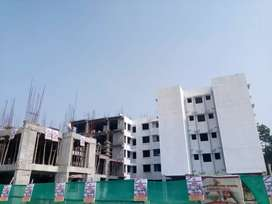 2 BHK  645 sqft flat for sale Rs.15 lac
