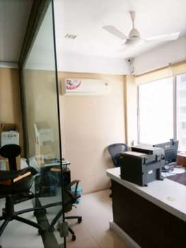 Furnished Office for Sell