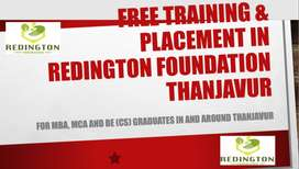 FREE TRAINING AND PLACEMENT